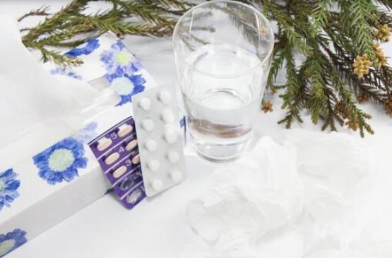 花粉症に即効性のある薬